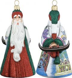 Venetian International Santa with Gondola
