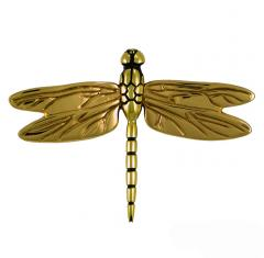 Dragonfly Premium Size Door Knocker