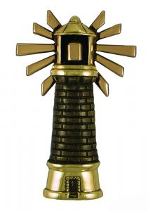 Lighthouse Brass & Bronze Premium Size Door Knocker