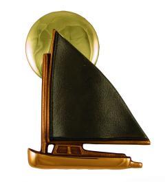 Catboat Brass & Bronze Premium Size Door Knocker