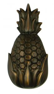 Pineapple Premium Size Door Knocker