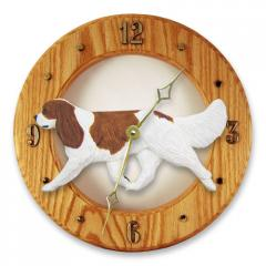 Cavalier King Charles Spaniel Dog Wall Clock