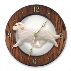 Clumber Spaniel Dog Wall Clock