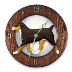 Entlebucher Dog Wall Clock