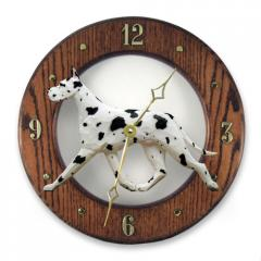 Great Dane Dog Wall Clock
