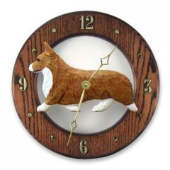 Welsh Corgi, Pembroke Dog Wall Clock