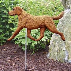 Chesapeake Bay Retriever Dog Garden Stake