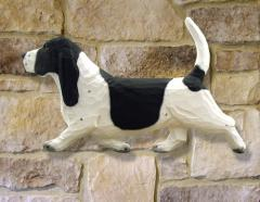 Basset Hound Dog Wall Art