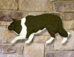 Border Collie Dog Wall Art