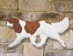 Cavalier King Charles Spaniel Dog Wall Art