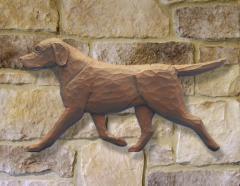 Labrador Retriever Dog Wall Art