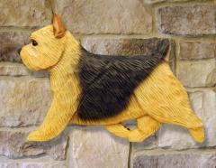 Norwich Terrier Dog Wall Art