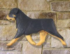 Rottweiler Dog Wall Art