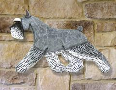 Schnauzer  Dog Wall Art