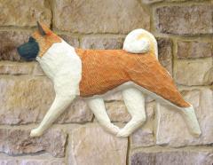 Akita Dog Wall Art