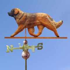 Leonberger Dog Weathervane