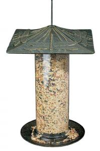 Dragonfly 12 Inch Tube Bird Feeder