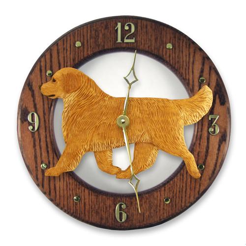 Dog Breed Wall Clock