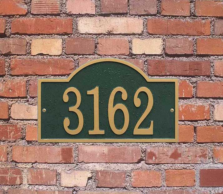 House Signs Address Plaques Mailbox Collections Etc
